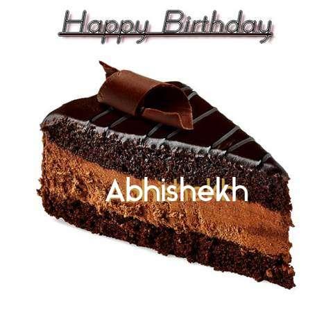 Birthday Wishes with Images of Abhishekh