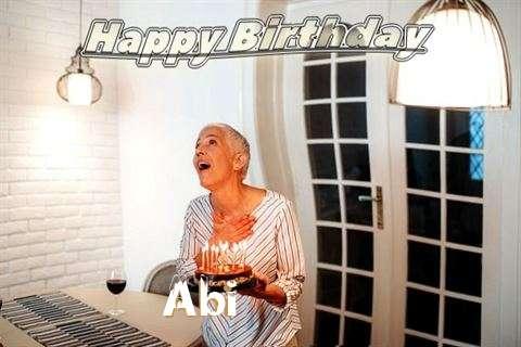 Abi Birthday Celebration