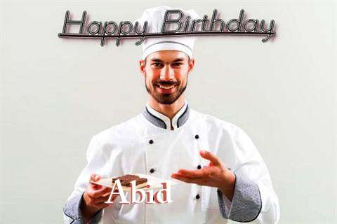 Abid Birthday Celebration