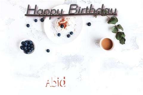Wish Abid