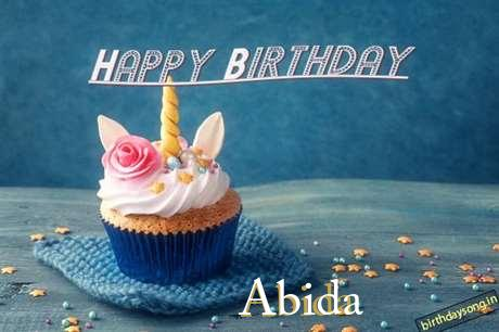 Happy Birthday Abida
