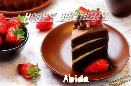 Birthday Images for Abida