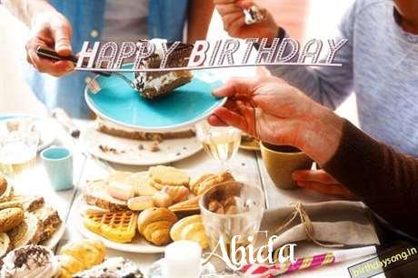 Happy Birthday to You Abida