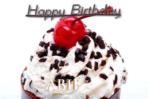 Abie Birthday Celebration