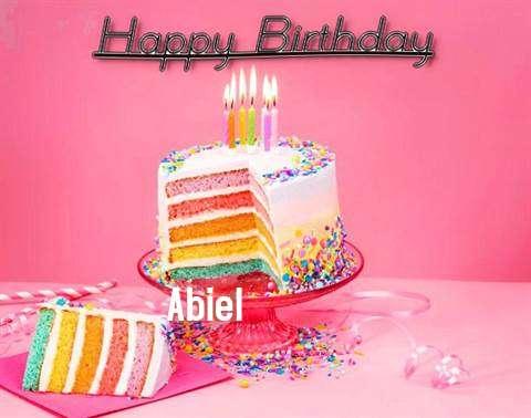 Abiel Birthday Celebration
