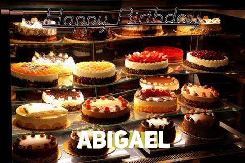 Happy Birthday to You Abigael