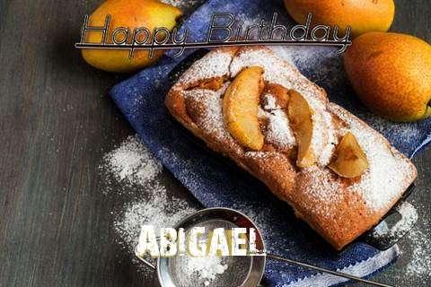 Wish Abigael