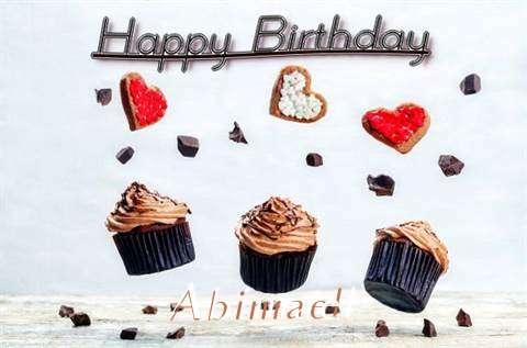 Abimael Birthday Celebration