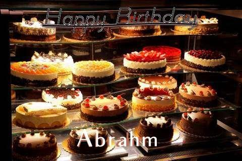 Happy Birthday to You Abrahm