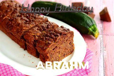 Abrahm Cakes