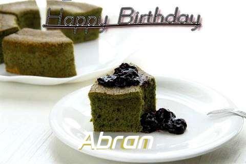 Abran Cakes
