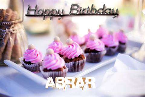 Happy Birthday Abrar