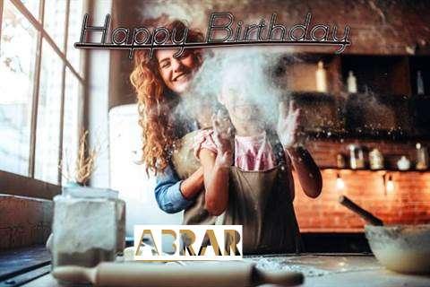 Abrar Birthday Celebration