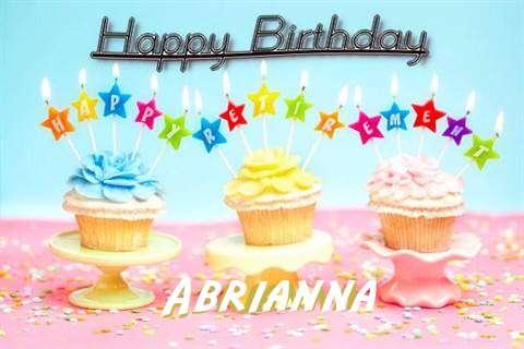 Happy Birthday Abrianna