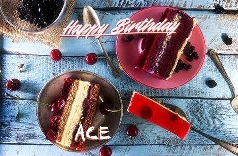Ace Birthday Celebration