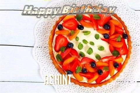 Achint Birthday Celebration