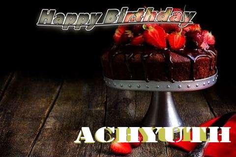 Achyuth Birthday Celebration
