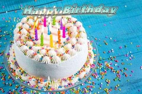 Happy Birthday Wishes for Achyuth