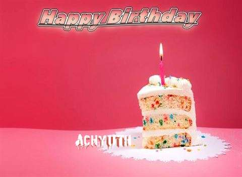 Wish Achyuth