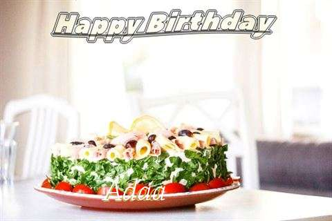 Happy Birthday to You Adaa