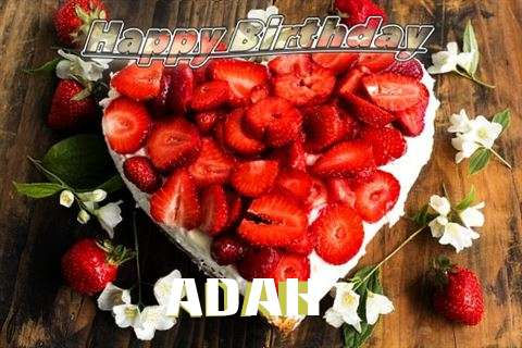 Adah Cakes