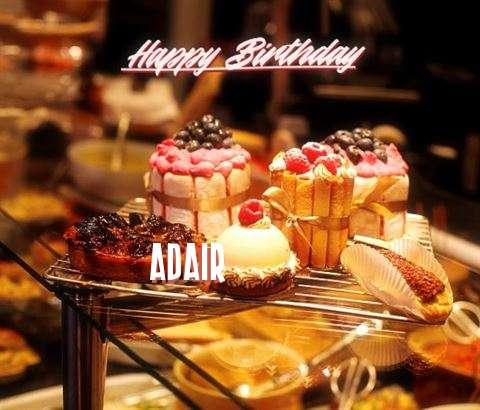 Adair Birthday Celebration