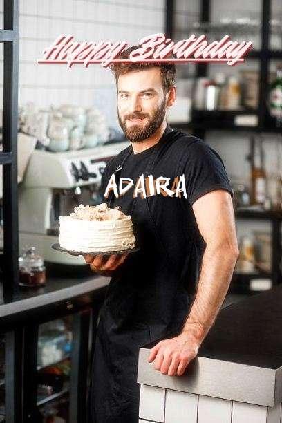 Happy Birthday Adaira