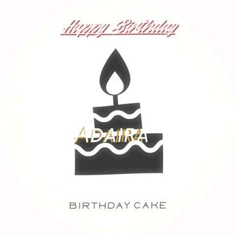 Happy Birthday to You Adaira