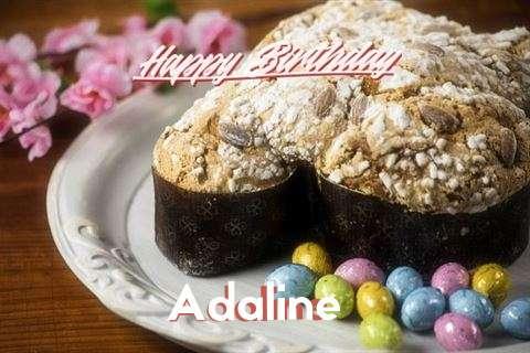 Happy Birthday Wishes for Adaline