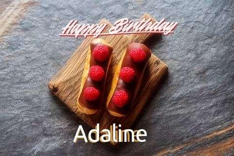 Happy Birthday to You Adaline