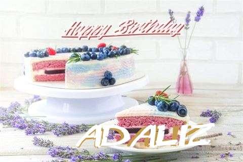 Happy Birthday to You Adaliz