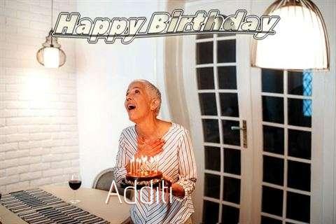 Additi Birthday Celebration