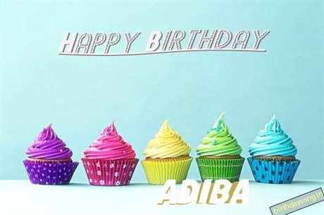 Birthday Images for Adiba