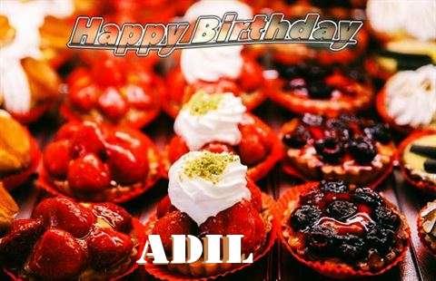 Adil Birthday Celebration