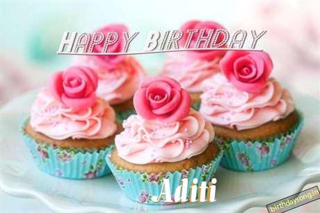 Birthday Images for Aditi