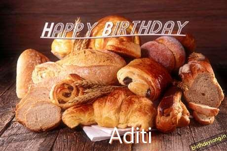 Happy Birthday to You Aditi