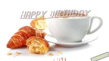 Happy Birthday Cake for Aditi