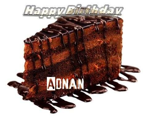 Happy Birthday to You Adnan
