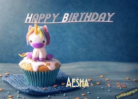 Aesha Birthday Celebration