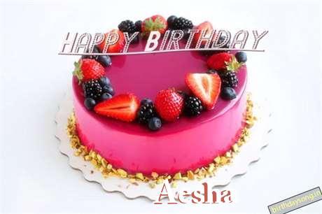 Wish Aesha