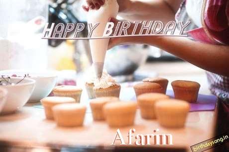 Afarin Birthday Celebration