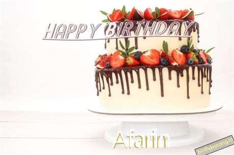 Wish Afarin