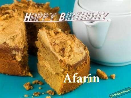 Afarin Cakes