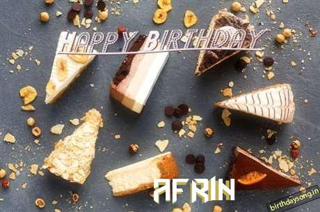 Happy Birthday Afrin