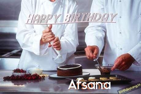 Afsana Birthday Celebration