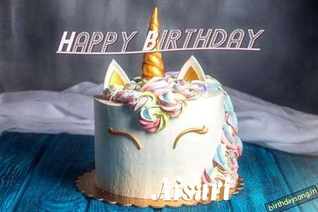 Happy Birthday Cake for Afsari