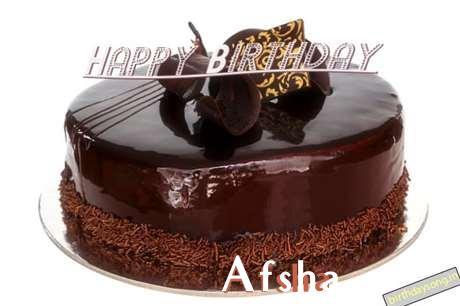 Wish Afsha