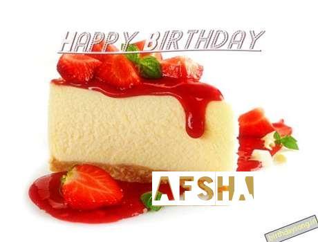Afsha Cakes