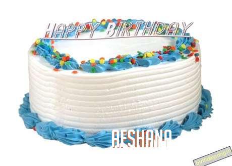 Happy Birthday Afshana