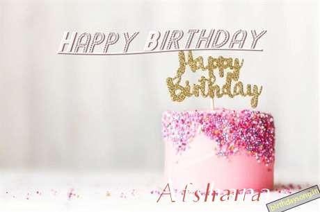 Happy Birthday to You Afshana